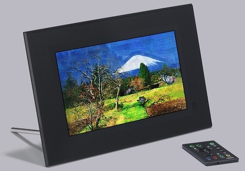 Digital Photo Frame With Remote Controller